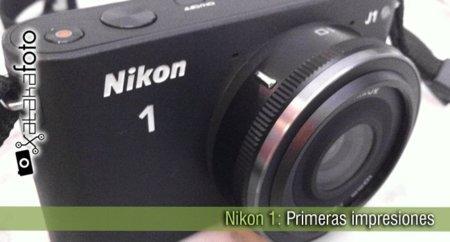 Nuevas Nikon 1: ya han pasado por nuestras manos