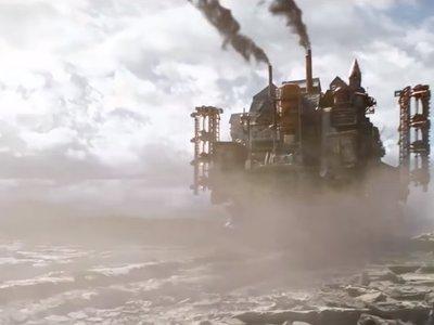 Steampunk, humo y devastación: así es la nueva saga de Peter Jackson, 'Mortal Engines'