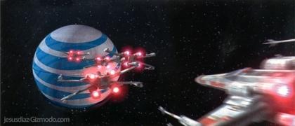 La historia de la liberalización del iPhone, visto desde el universo StarWars