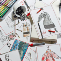 El Modemethode de Lagerfeld o la retrospectiva a toda una carrera al servicio de la moda