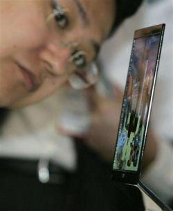 Sony venderá sus pantallas delgadas OLED este mismo año