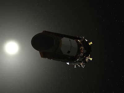 El Telescopio Espacial Kepler vive sus últimos momentos antes de quedarse sin combustible
