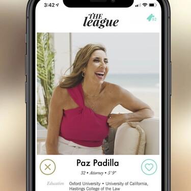 Paz Padilla reconoce tener un perfil en la aplicación super exclusiva para ligar entre ricos: así es la app que rechazó la suscripción de Ylenia y Jorge Javier Vázquez