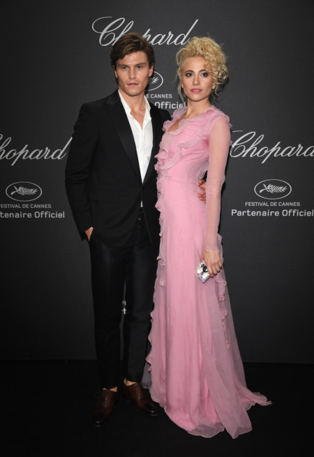 Oliver Cheshire And Pixie Lott