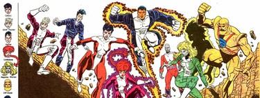 La Patrulla Condenada, los Outsiders y otros grupos extraños de superhéroes que merecen una película como Guardianes de la Galaxia