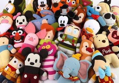 Pook-a-Looz, los toys de Disney