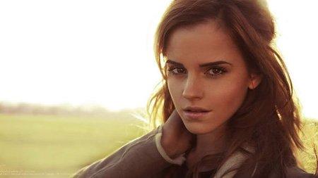 Que no, que Emma Watson no quiere nada con Robert Pattinson