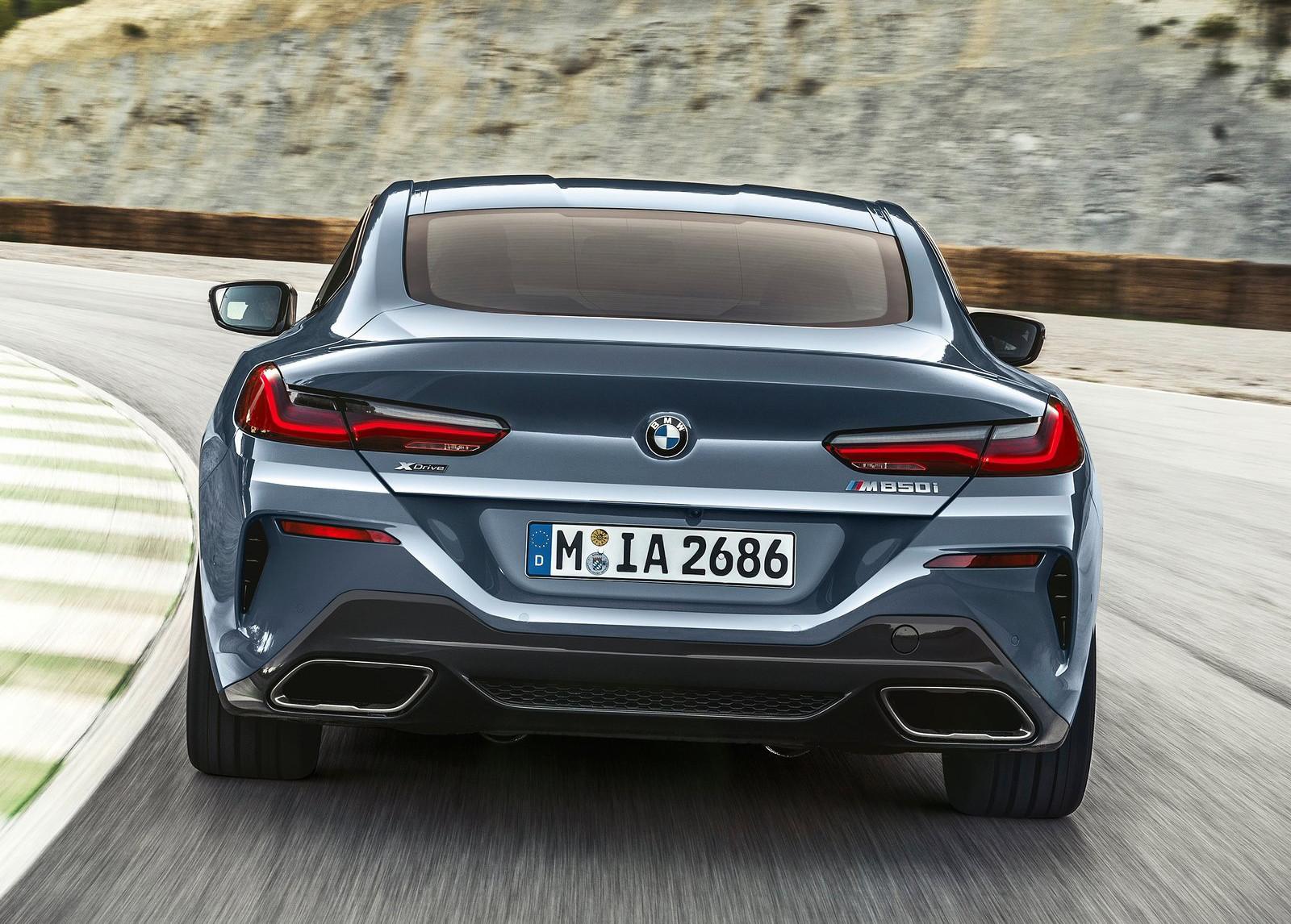 Foto de BMW Serie 8 (23/57)