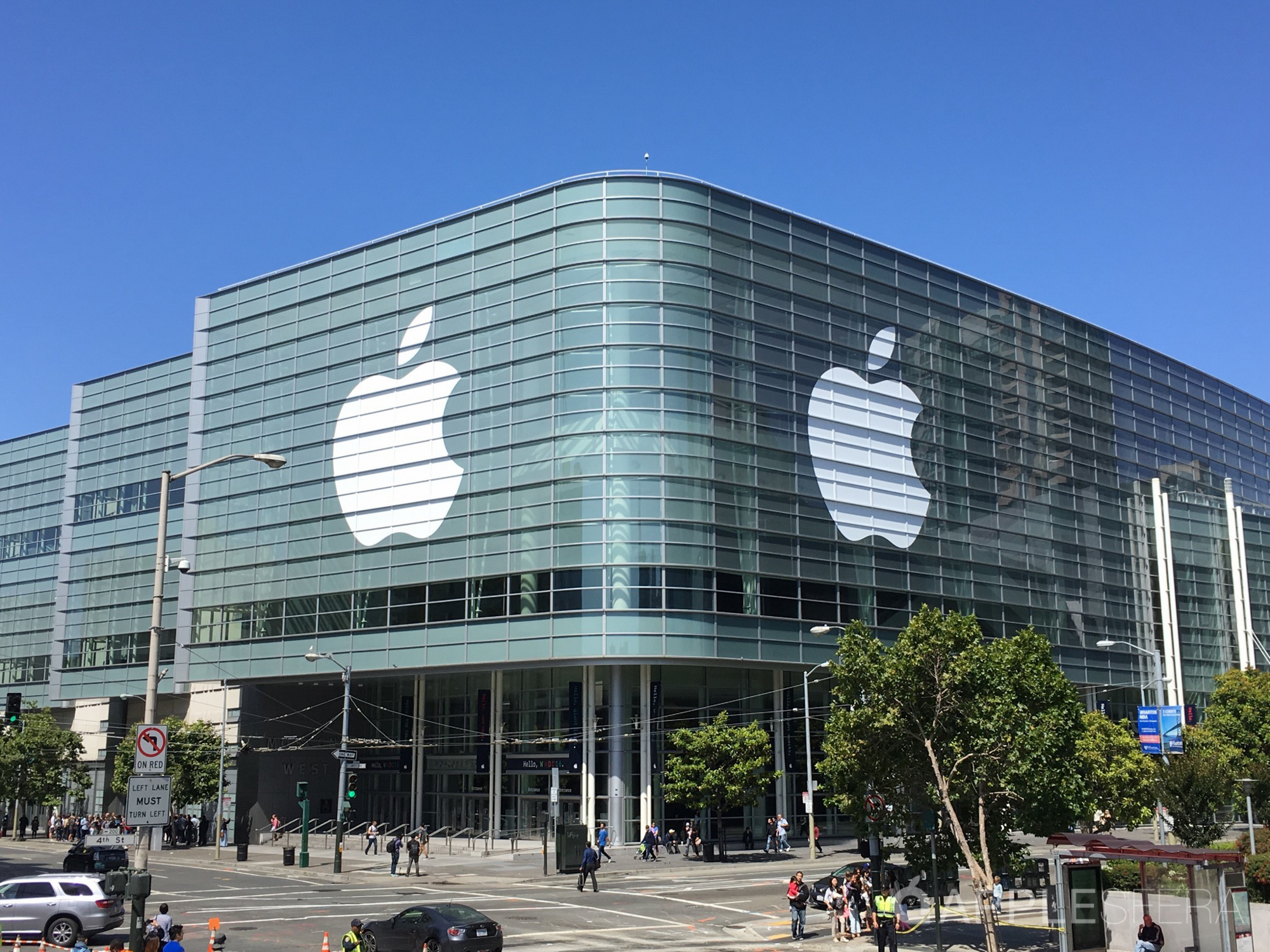 Foto de Apple Store Union Square & WWDC16 Moscone Center (2/16)