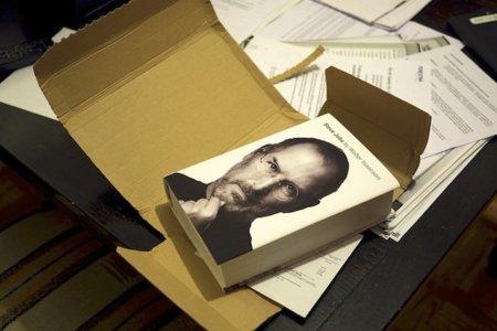 La segunda edición de la biografía de Steve Jobs revelará detalles de un sorprendente nuevo iPhone
