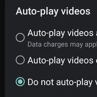 Google Play permite desactivar la nueva reproducción automática de vídeos