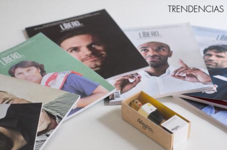 Revista Líbero, mucho más que fútbol