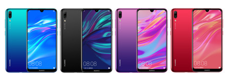 Huawei Enjoy 9 Versiones