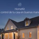 Tras la WWDC 2016, éstos son los tipos de accesorios que acepta HomeKit