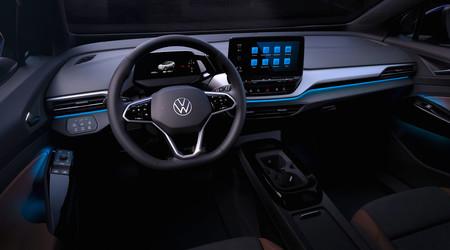 Volkswagen ID.4: el primer SUV eléctrico de Volkswagen revela su interior a falta de unos días para su presentación