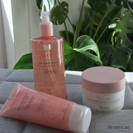 Probamos Avène Body, una solución suave y calmante para la piel que más mimos necesita