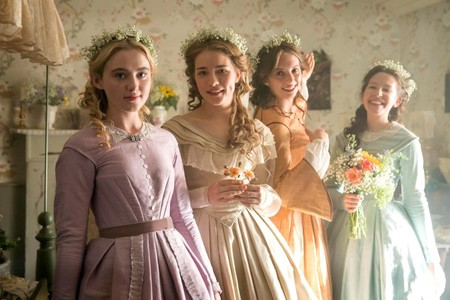 Ya está aquí el primer tráiler de «Mujercitas»... y nos ha dado unas ganas muy locas de ver la serie