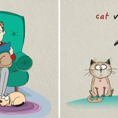 Foto 1 de 6 de la galería gatos-vs-perros en Trendencias Lifestyle