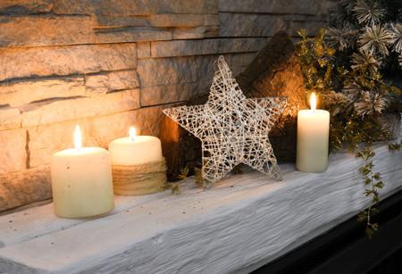 Luces de navidad ideas para conseguir la iluminaci n m s for Cosas decorativas para navidad