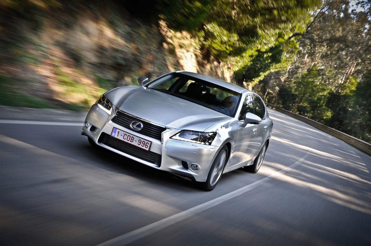 Foto de Lexus GS 450h (2012) (12/62)