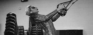 El circuito de 25 minutos con el que Lady Gaga tonifica todo su cuerpo entrenando solo tres días a la semana