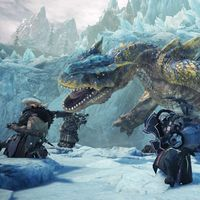 Monster Hunter World: Iceborne contará este fin de semana con una beta exclusiva para los usuarios de PlayStation Plus en PS4