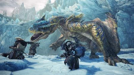 Monster Hunter World: Iceborne contará este fin de semana con una beta exclusiva para los usuarios de PlayStation Plus en PS4