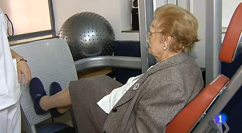 Ejercicio y mejora de la calidad de vida en personas muy mayores (vídeo)