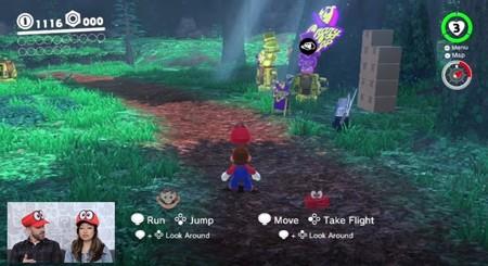 Super Mario Odyssey Multijugador
