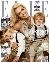 Britney Spears, espléndidos 28 años en la portada de Elle