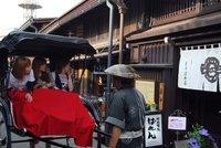 El Sanmachi Suji de Takayama en Japón