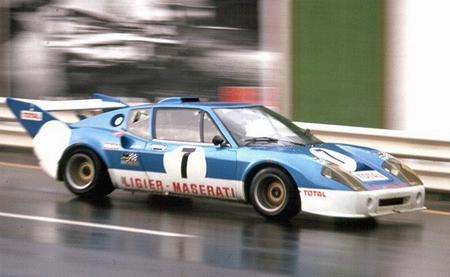 Ligier JS2 Spa 1000km