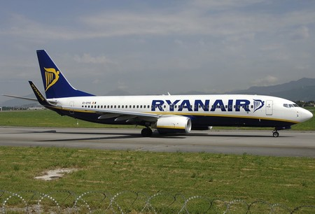 Boeing 737 8as Ryanair Jp6361158