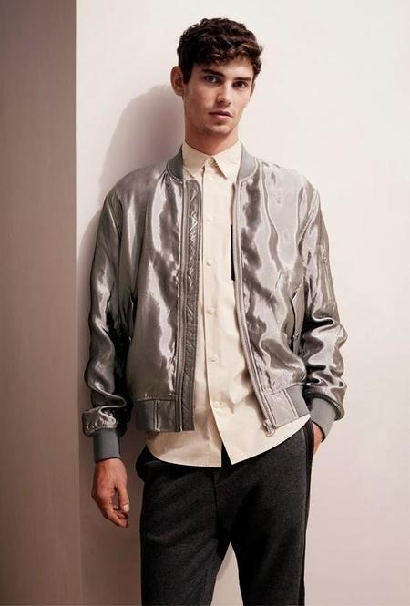 Arthur Gosse y H&M nos muestran que el look sport será tendencia en verano