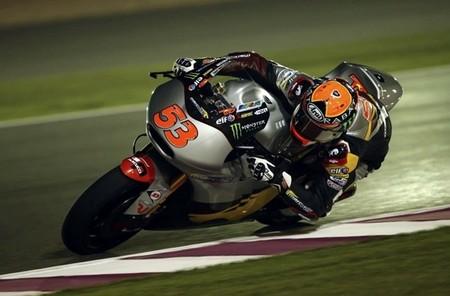 MotoGP Catar 2014: en Moto2 Tito Rabat da una muestra de sus intenciones