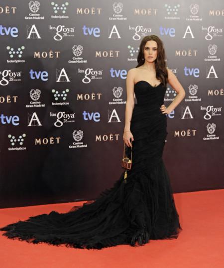 Aura Garrido Premios Goya 2014