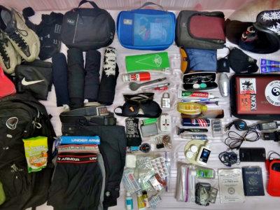 El arte de hacer la maleta: cómo meter toda tu ropa en tu equipaje de mano