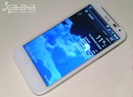 HTC Sensation XL. Análisis (II)