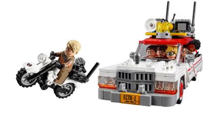 Las Cazafantasmas llegan al mundo LEGO
