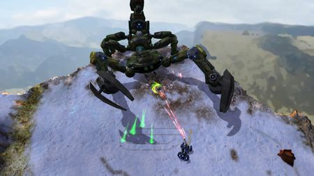 'Assault Heroes 2', varios videos e imágenes