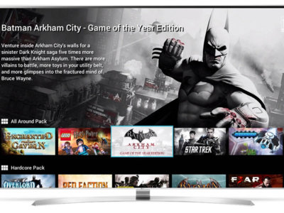 GameFly llega a las teles de Philips con Android TV