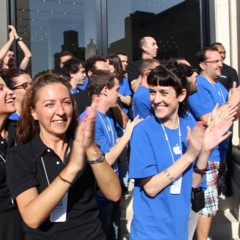 Foto 11 de 27 de la galería inauguracion-de-la-apple-store-del-paseo-de-gracia en Applesfera