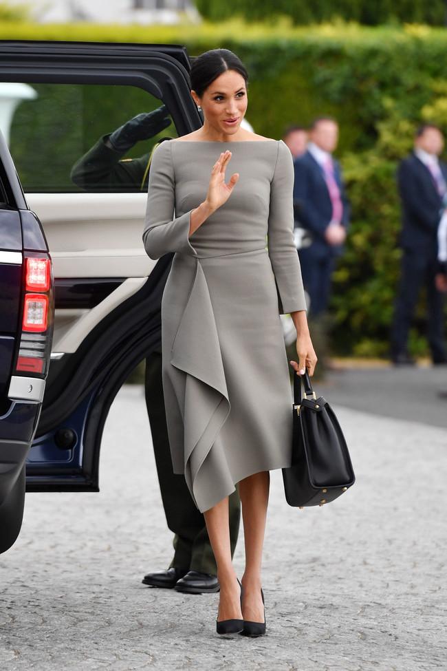 meghan markle look estilismo outfit