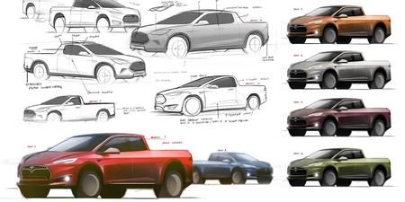 Elon Musk promete que la 'Tesla Pickup' llegará tras el Model Y, y que lleva 5 años trabajando en él