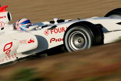 Super Aguri Honda se presentará en el Circuit