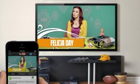 La app de YouTube para iOS mejora su integración con televisores, Xbox 360 y PS3