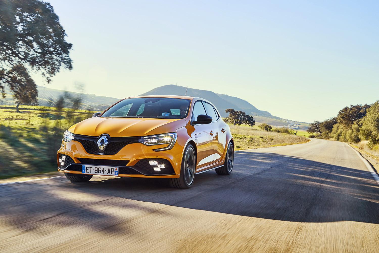 Foto de Renault Mégane R.S. 2018, toma de contacto (85/129)