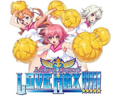 Arcana Heart 3 Love Max!!!!! Ya tiene fecha de salida para América