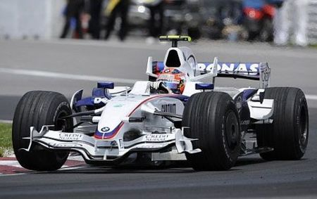 Robert Kubica y BMW alcanzan la gloria en Canadá