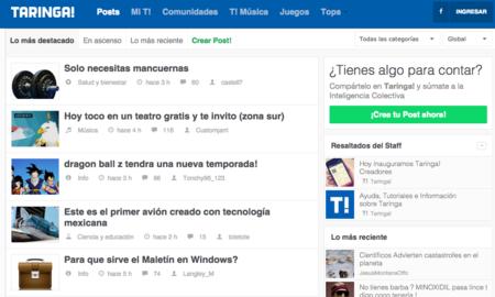 """Taringa se hace """"un Reddit"""": repartirá beneficios a sus usuarios usando bitcoins"""